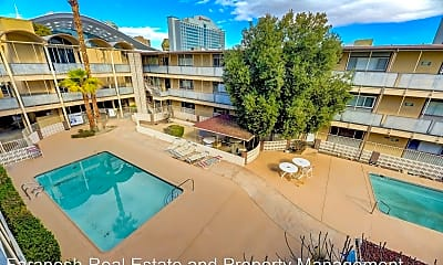 Pool, 356 E Desert Inn Rd, 2
