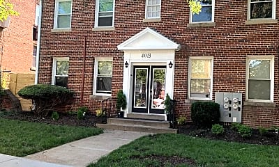 Building, 4013 7th St NE 4, 2