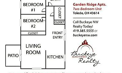 Building, 1861 Garden Ridge Dr, 2