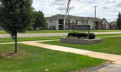 Village Manor Townhomes, 1