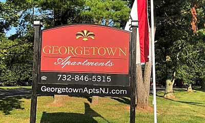 Georgetown Apartments., 1