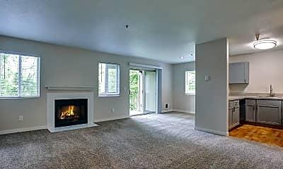 Living Room, Miramonte Lodge, 1