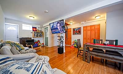 Living Room, 6310 John F. Kennedy Blvd 1, 1