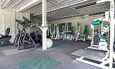 Fitness Weight Room, 73 Montre Sq NW, 0
