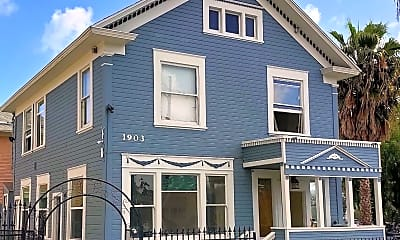 Building, 1923 K St, 2