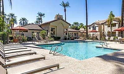 Pool, The Palms, 0