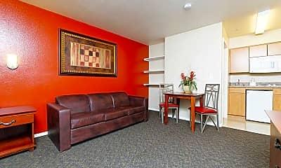 Living Room, Siegel Suites Select Casa Grande, 0