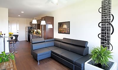 Living Room, 40 Middleton St, 1
