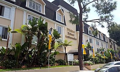 Wilshire Hobart Ambassador Apartments, 2