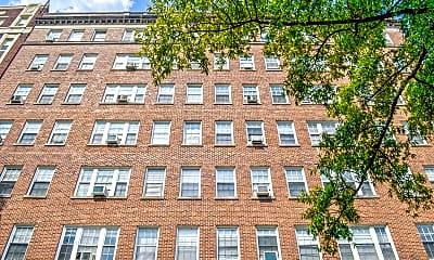 Building, Dulion Apartments, 1