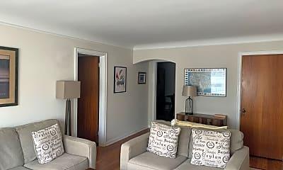 Living Room, 2860 Observatory Ave, 1