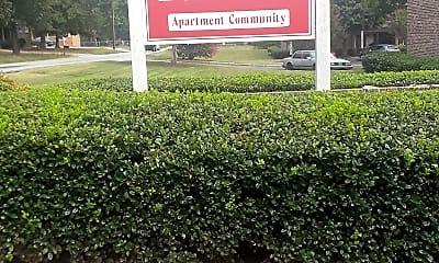 Fairhill Apartments, 1