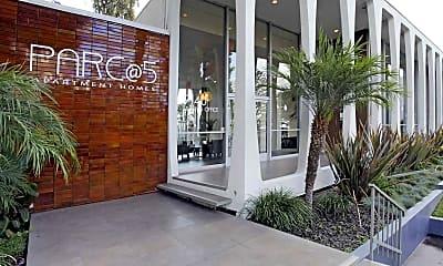 Leasing Office, Parc @ 5, 1