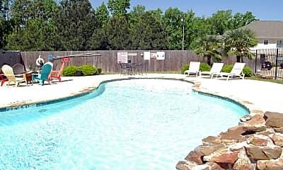 Pool, Garden Hill Apartments, 0