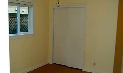 Bedroom, 2414 P St, 1