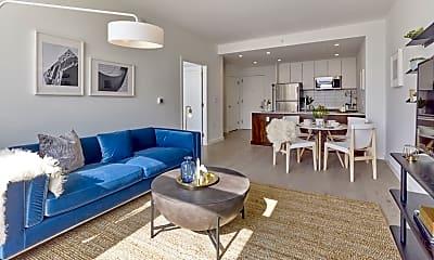 Living Room, 775 Jackson Street, 2