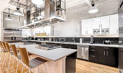 Kitchen, 196 Trumbull St 508, 2