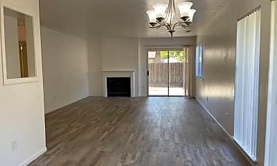 Living Room, 2023 S Pinkham St, 1