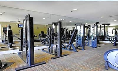 Fitness Weight Room, 2801 Live Oak St, 2