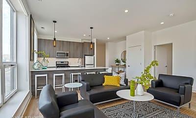 Living Room, 2803 W Henderson St 101, 1