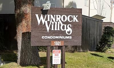 Community Signage, 1601 Pennsylvania St NE Z-1, 0