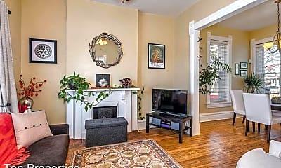 Living Room, 3560 Tejon St, 0