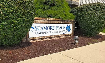Sycamore Place Apartments, 1