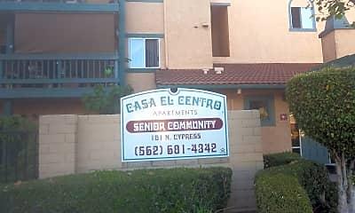 Casa El Centro (senior apartments), 1
