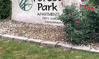 Forest Park Apartments, 1