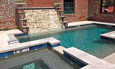 Pool, WireWorks Lofts in the Square, 0