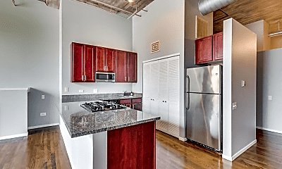 Kitchen, 1727 S Indiana Ave, 0