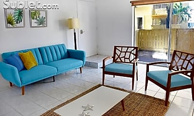 Living Room, 8532 SW 107th Ave, 0