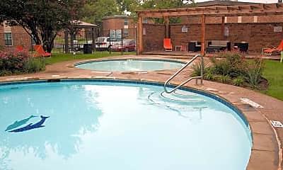 Pool, The Monterrey, 0