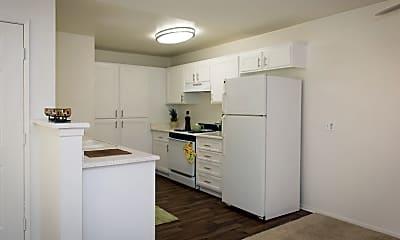 Kitchen, Overlook at Anaheim Hills 55+, 1