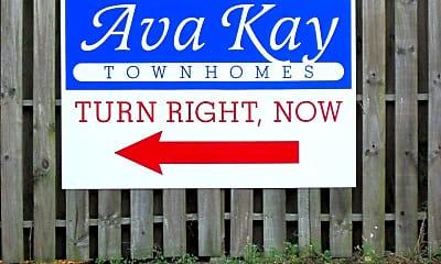 Ava Kay Townhomes, 1