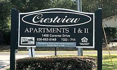 Crestview I & Ii, 1