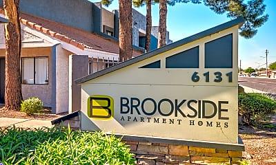 Community Signage, Brookside, 2