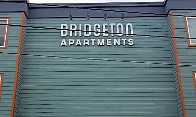 Bridgeton Apartments, 1
