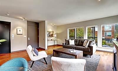 Living Room, 4217 Fremont Ave N, 1