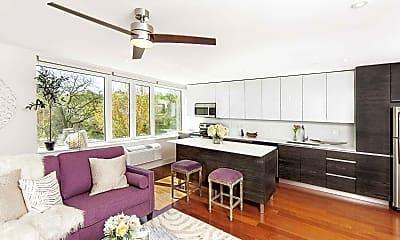 Living Room, Washington at Presidential City, 1