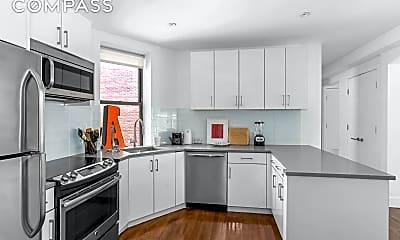 Kitchen, 245 W 25th St PH-J, 1