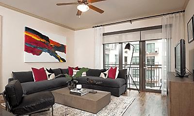Living Room, 2927 Westheimer Rd, 1