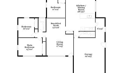 Building, 7537 Topay Ln, 1