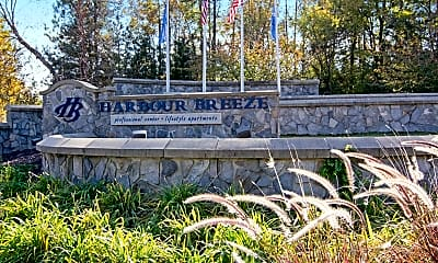 Community Signage, Harbour Breeze Lifestyle Apartments, 2