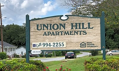 Union Hill Apartments, 1