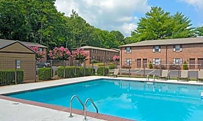Pool, Ridge Stone Townhomes, 0