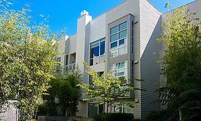 Building, The Mercer, 1