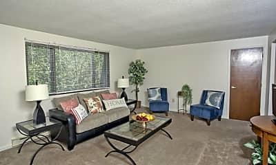 Living Room, Partridge Hollow, 1