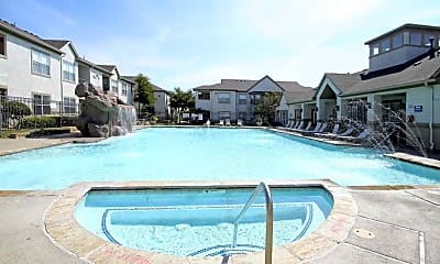 Pool, Saddle Brook West Apartment Homes, 0