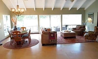 Living Room, 271 Kealahou St, 2